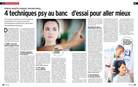 Sante Magazine Juillet 2012 Antistress Eft Techniques De Libert 233 233 Motionnelle eft espace presse genevi 232 ve gagos