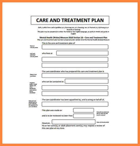 1 counseling treatment plan template bussines proposal 2017