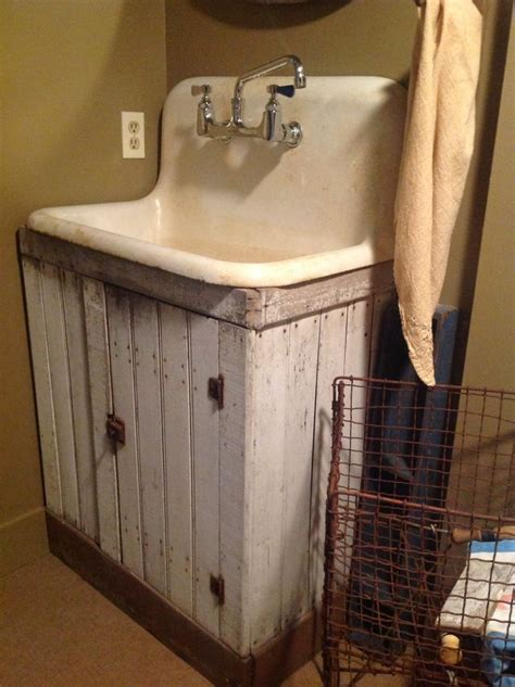bathroom utility sink best 25 old sink ideas on pinterest water table for