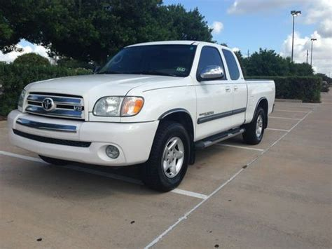 2003 Toyota Tundra For Sale Find Used 2003 Toyota Tundra Sr5 Extended Cab 4