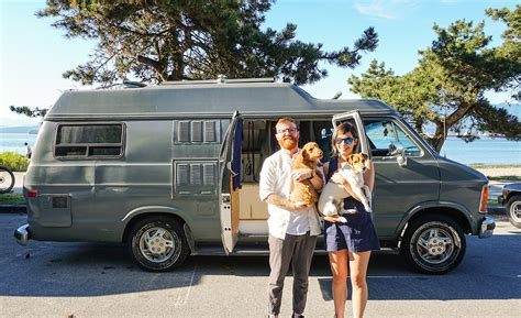van living couple saves 18 000 a year by living in a van video