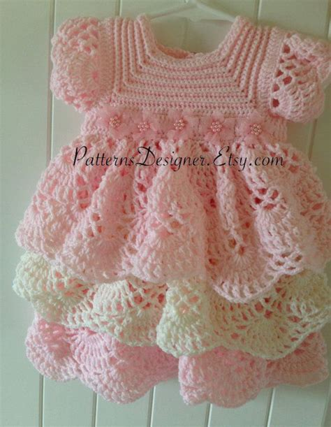 crochet baby dress pattern youtube how to create a crochet baby dress fashionarrow com