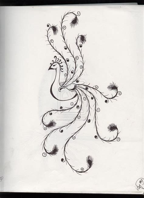 drawing made easy beautiful phoenix tattoo lineart by lovelikeangels on tattoos feathers the o