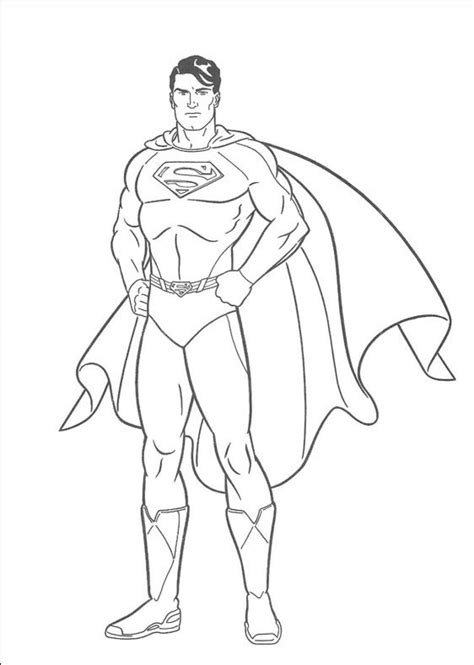 Superman S Coloring Pages by Free Superman Coloring Pages With 14 Coloring Pages