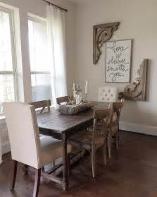 ideas for dining room walls 37 best farmhouse dining room design and decor ideas for 2017