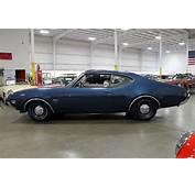 1969 Oldsmobile Cutlass  Post MCG Social
