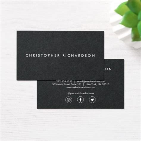 networking card templates 265 best business cards for networking personal use