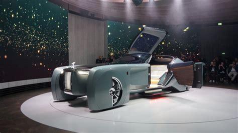 cars like rolls royce this driverless rolls royce concept car looks like a
