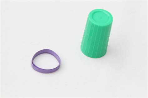 How To Make Rings Out Of Paper - 3 ways to make a ring out of paper wikihow