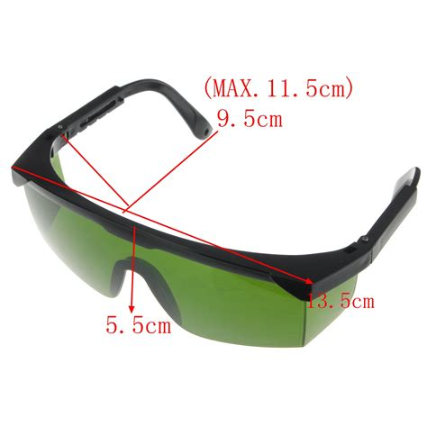 Protection Light On by Eye Safety Glasses For Blue Green Laser Uv Light Protection Goggles W Ebay