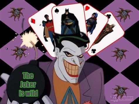 anime joker wallpaper batman the animated series joker wallpaper www pixshark