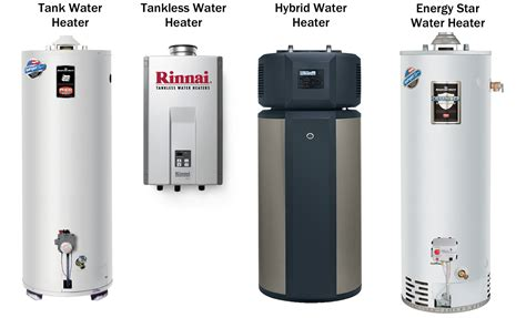 Types Of Electric Heaters by Water Heaters Water Heater Leaking