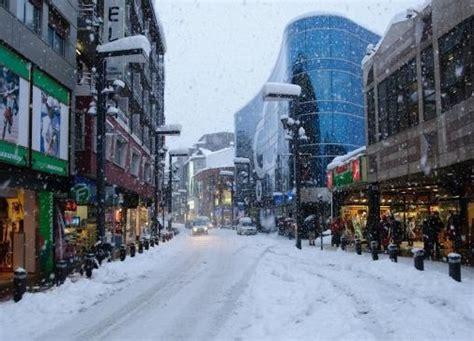fotos andorra invierno el turismo ruso podr 237 a caer un 25 respecto al invierno