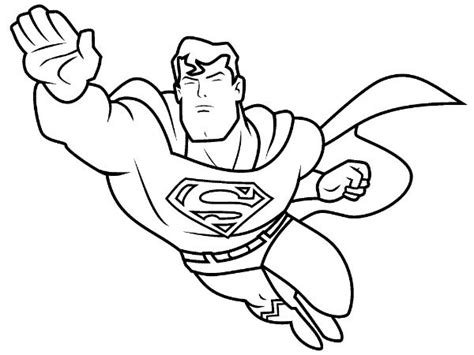 superhero coloring pages free printable coloring pages