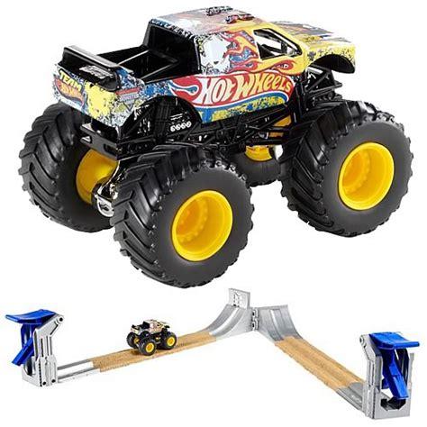Hotwheels Track Jam wheels jam track playset mattel wheels playsets at