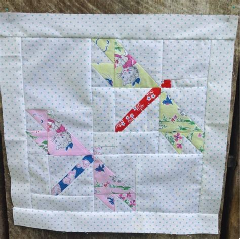 Dragonfly Patterns For Quilting by Why Not Sew Pretty Playtime Quilts Dragonfly Block