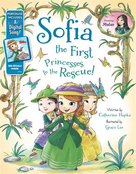 Sofia The First Princesses To The Rescue Disney Books Princess Sofia Books