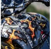 Custom Motorcycle &amp Automobile Painting