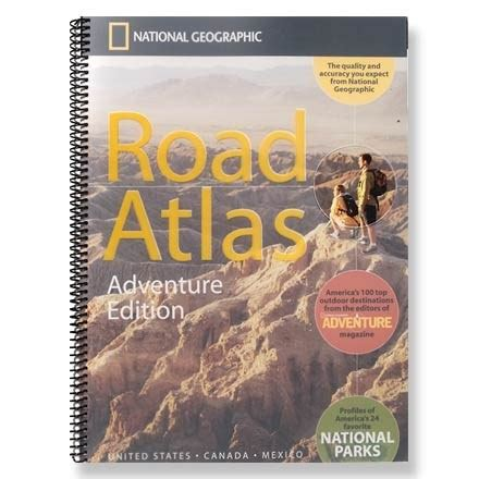 Pdf National Geographic Road Atlas Adventure by National Geographic Road Atlas Adventure Edition Reviews