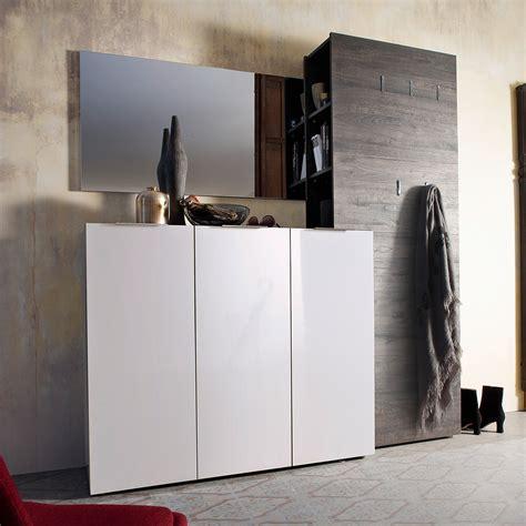 Home Design Vendita Online | garderobenset 2 vicenza garderobe in wei 223 hochglanz