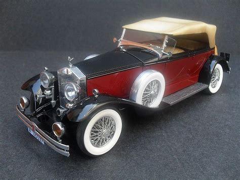 Ak 84 Engine Model Kit 1931 rolls royce phaeton monogram 1 24 plastic model