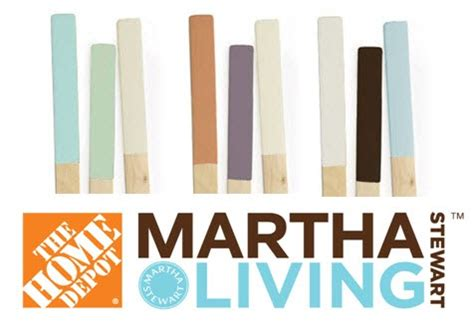 home depot paint lines house blend martha stewart living paint to launch at the