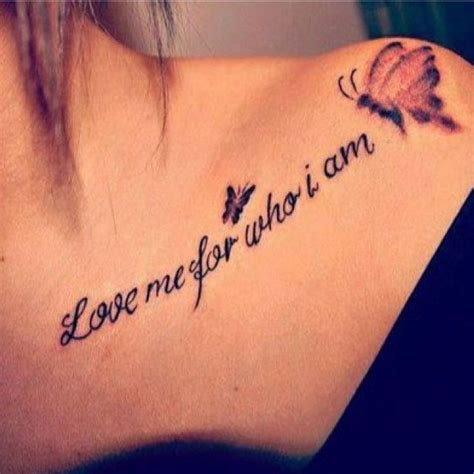tattoo quotes collar bone 132 best images about tattoos on pinterest image search