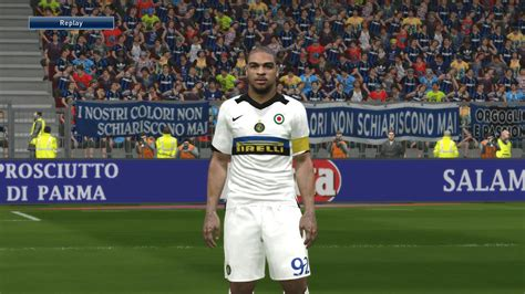 Jersey Inter Milan 2005 Away inter 05 away and home kit for pes 2016 by dartion pes patch