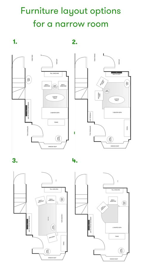 room design layout how to layout a narrow living room design seeker