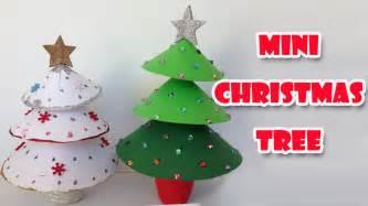 diy christmas crafts mini christmas tree easy ana