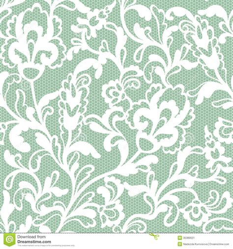 flower pattern lace seamless flower lace pattern stock image image 35389551