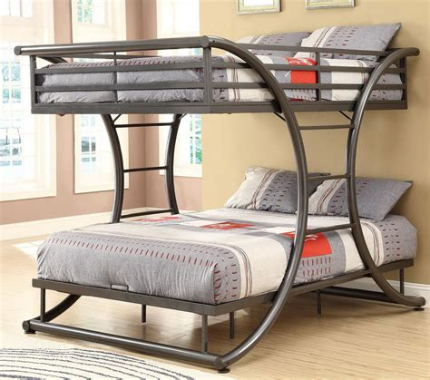 full size bunk bed with futon on bottom bunk beds bunk beds queen bottom full top bunk bed with