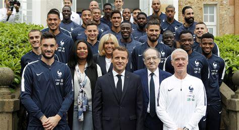 emmanuel macron football coupe du monde emmanuel macron aime t il vraiment le