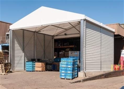 builders warehouse awnings canopy buildings for loading storage hts industrial