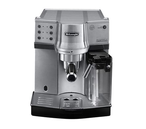 Delonghi Ec 860 M Silver delonghi ec860 coffee maker compare prices at foundem