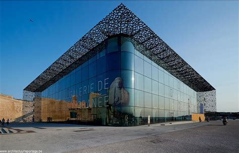 Best Architecture Software mucem rudy ricciotti archdaily