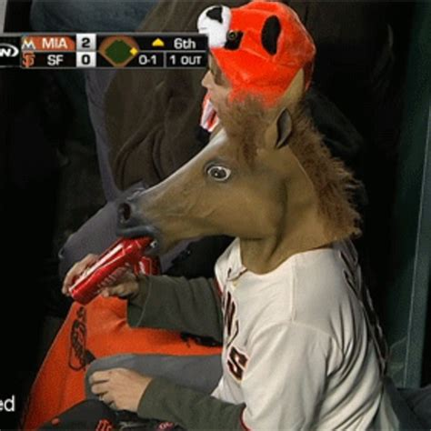 Meme Horse Head - the 28 best horse head mask gifs on the internet from