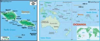 Samoa World Map by Gormandize Samoan Pineapple Turnovers Paifala