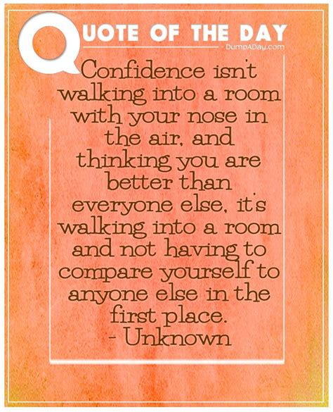 how to walk into a room with confidence top ten quotes of the day