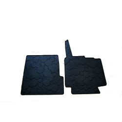 Smart Fortwo Floor Mats by Smart Car Rubber Floor Mats Black Rhd Fortwo Up To 07 Smart Floor Mats