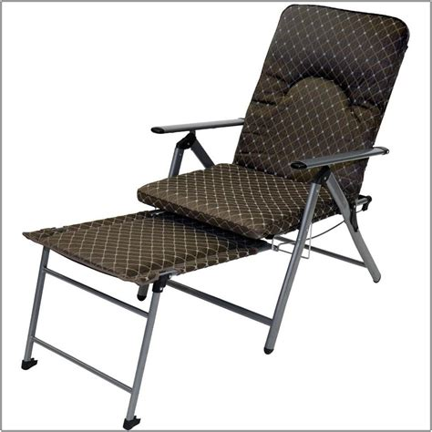 Reclining Patio Chair With Footrest   patios : Home