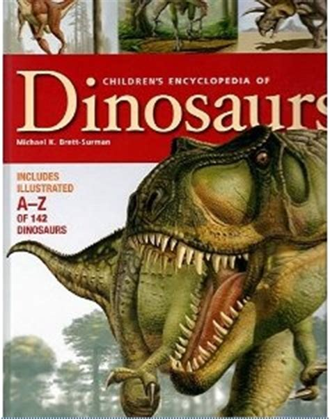 unkie children s book books children s encyclopedia of dinosaurs by michael k brett