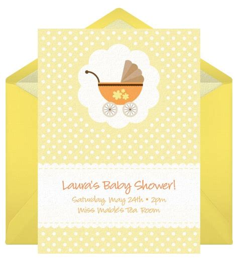 Punchbowl Baby Shower by Free Baby Shower Invitations 5 Tips For Sending Baby