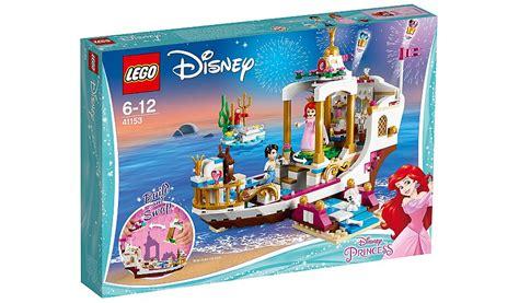 Lego 41153 Ariel S Royal Celebration Disney Princess lego disney princess ariel s royal celebration boat