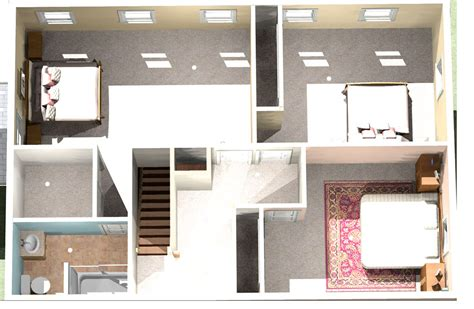 Master Bedroom Bathroom Floor Plans Add A Level Modular Addition