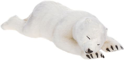 Antique Kitchen Gadgets by 42 Quot Large Sleeping Polar Bear Cub Stuffed Animal