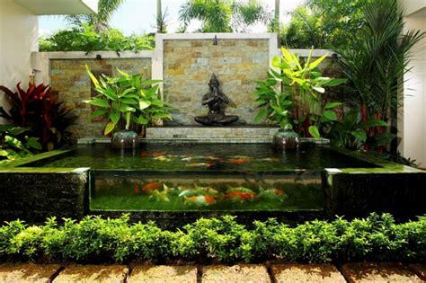 simple garden pond ideas estanques diy de dise 241 o minimalista para peces koi