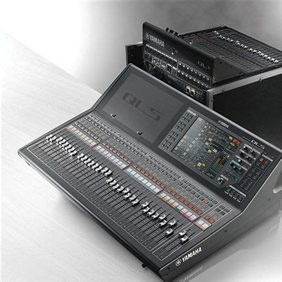 Mixer Yamaha Ql Series mixers professional audio products yamaha united