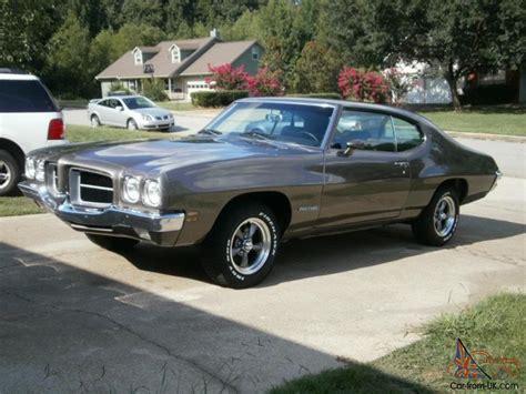 1971 pontiac gt37 1971 pontiac lemans gt37 400