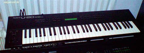roland u220 u20 digital synthesizer